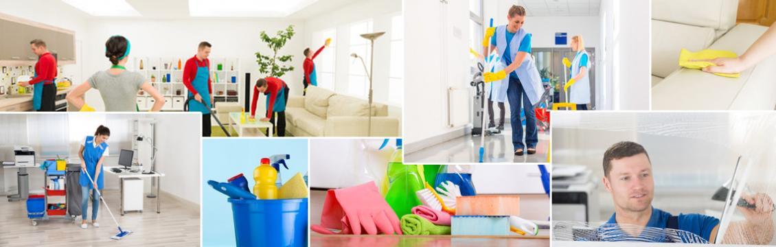 Produits d'hygiène, produits d'entretien écologiques, matériels de nettoyage.
